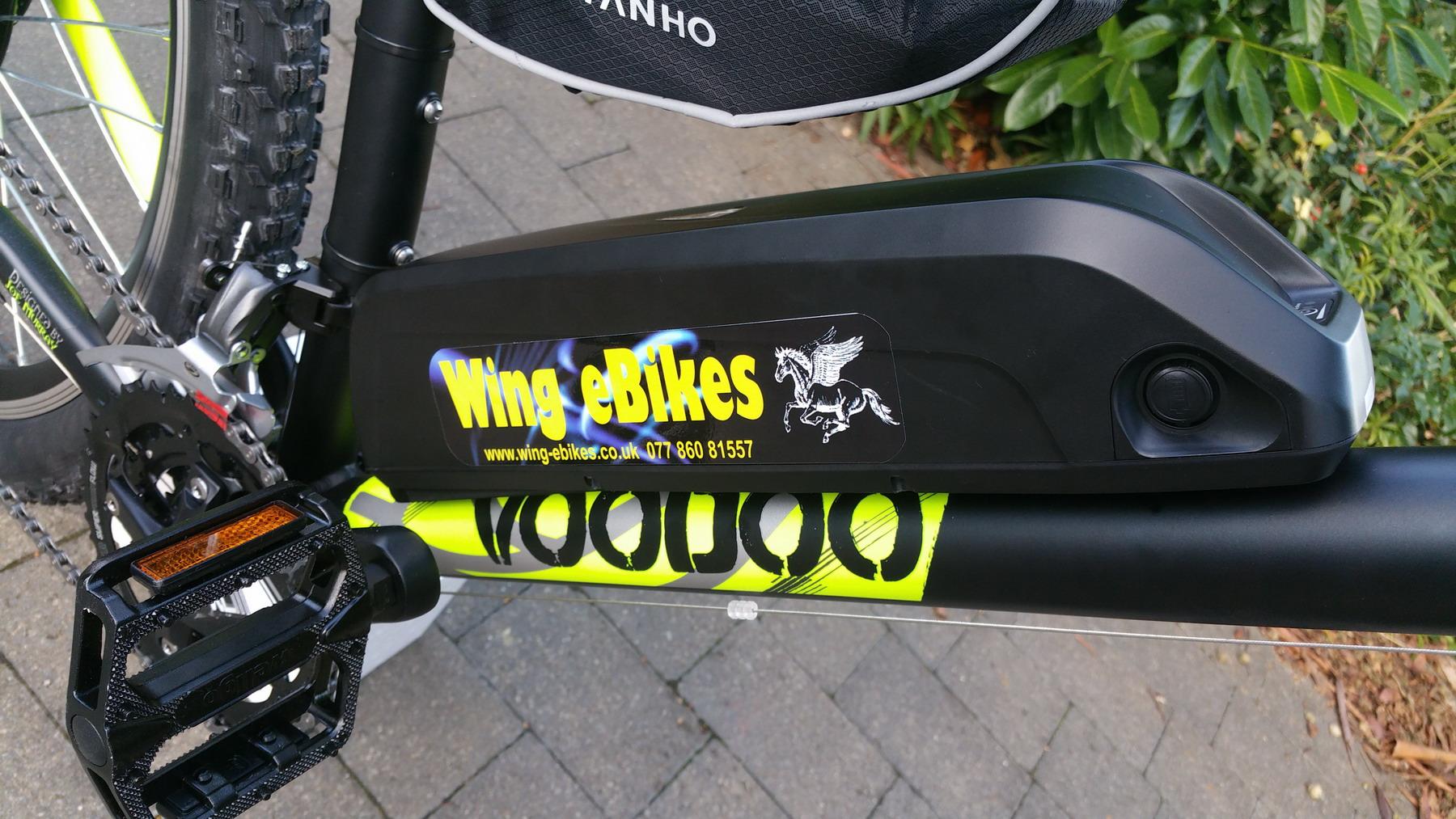 Electric Bikes For Sale >> Wing Voodoo Bantu 2017 1000w 2000w* 48v eBike | WiNg eBikes
